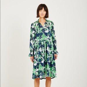 Floral Maxi Joanna Dress 💚 Just Female